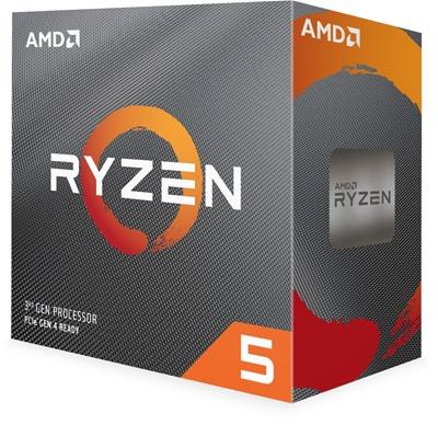 AMD Ryzen 5 3600 3.6 Ghz 6 Çekirdek 35MB AM4 7nm İşlemci