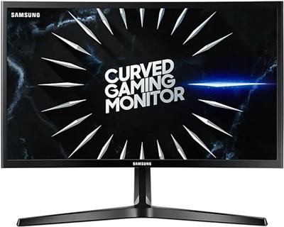 "Samsung 24"" CRG5 4ms 144hz HDMI,DisplayPort Curved FreeSync Gaming Monitör"
