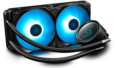 Deep Cool Gammaxx L240 RGB 240 mm Intel-AMD Uyumlu Sıvı Soğutucu