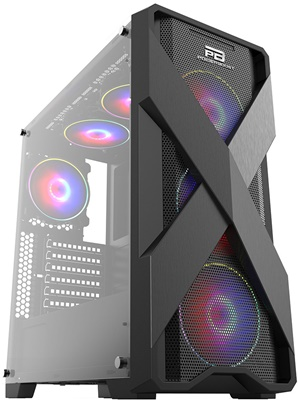PowerBoost VK-E03C USB 3.0 ATX Mid Tower Kasa