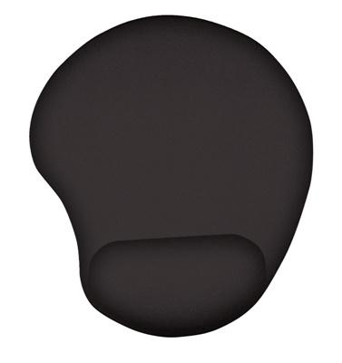 En ucuz Trust 16977 BigFoot Jel Bilek Destekli Siyah Mousepad   Fiyatı