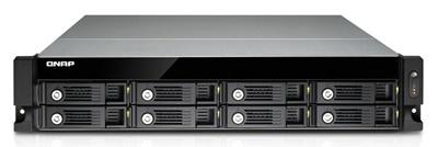 Qnap TS-853U-RP  4GB DDR3 NAS Cihazı