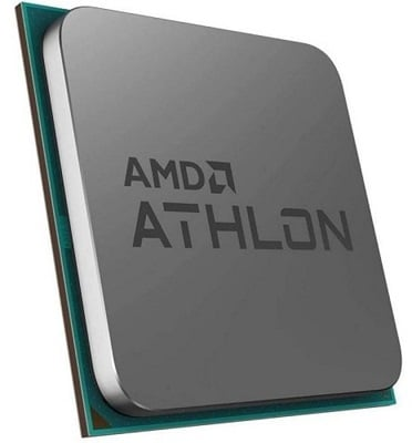 AMD Athlon 3000G 3.50GHz 2 Çekirdek 4MB AM4 14nm İşlemci(Tray,Fansız)