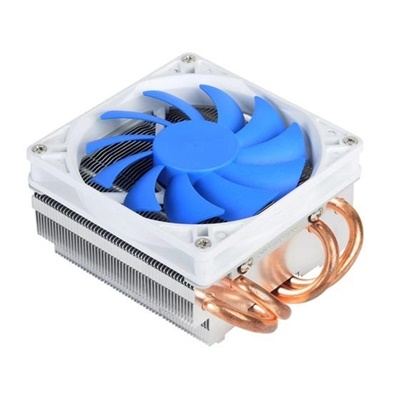 SilverStone Argon AR06 92 mm Mavi Fan Intel-AMD Uyumlu Hava Soğutucu
