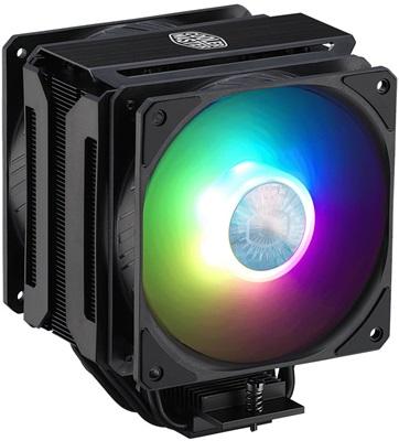 Cooler Master MasterAir MA612 Stealth RGB 120 mm Intel-AMD Uyumlu Hava Soğutucu
