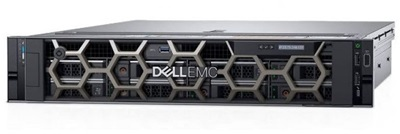 Dell PowerEdge R740 S 4110 16GB 2x600GB 2U Rackmount Sunucu