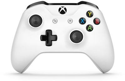 Microsoft XBOX One Beyaz GamePad