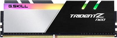G.Skill 16GB(2x8) Trident Z Neo RGB 3600mhz CL16 DDR4  Ram (F4-3600C16D-16GTZNC)