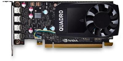 PNY Quadro P 620 DVI 2GB GDDR5 128 Bit Ekran Kartı