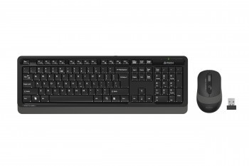 En ucuz A4 Tech FG1010 Gri Türkçe Q  Kablosuz Klavye + Mouse Set Fiyatı