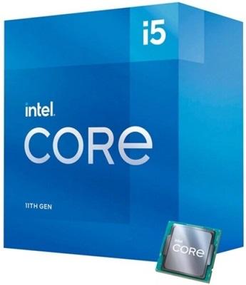 Intel Core i5 11600 2.80 Ghz 6 Çekirdek 12MB 1200p 14nm İşlemci