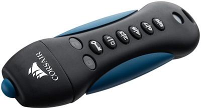Corsair 64GB Flash Padlock USB 3.0 CMFPLA3B-64GB USB Bellek