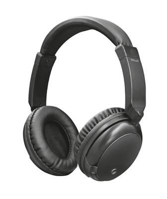 Trust Kado 22452 Siyah Bluetooth Kulaklık