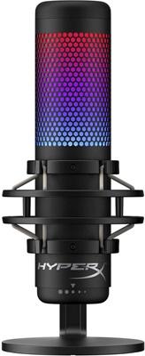 HyperX Quadcast S RGB Gaming Mikrofon