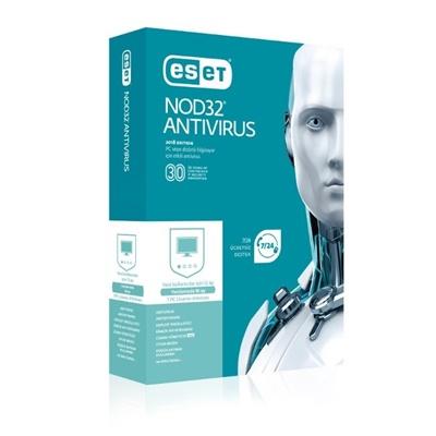 Eset NOD32 1 Kullanıcı 1 Yıl Lisanslı Antivirüs