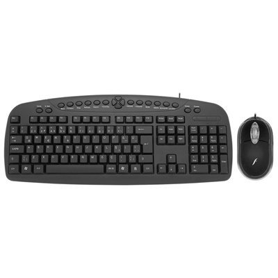 Frisby FK-146QU Türkçe Q  USB Klavye + Mouse Set