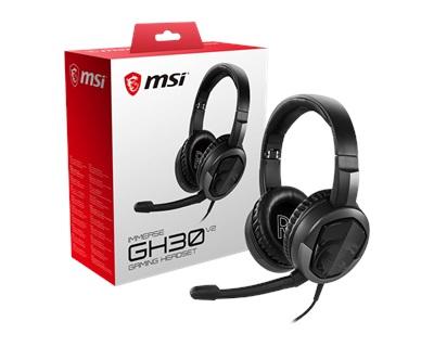 En ucuz MSI Immerse GH30 v2  Gaming Kulaklık   Fiyatı