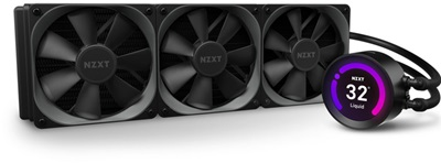 NZXT Kraken Z73 360 mm Intel-AMD Uyumlu Sıvı Soğutucu