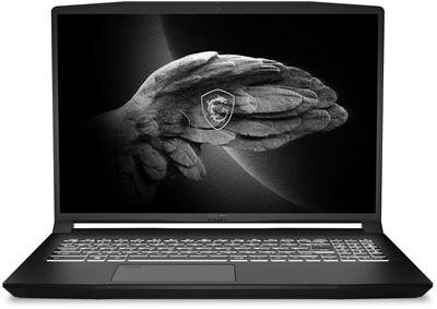 MSI Creator M16 A11UD-665TR i7-11800H 16GB 1TB SSD 4GB RTX3050Ti 16 Windows 10 Oyuncu Notebook