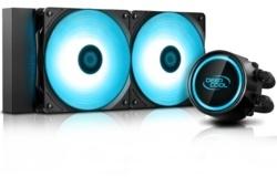 En ucuz Deep Cool Gammaxx L240 v2 240mm Intel-AMD Uyumlu Sıvı Soğutucu  Fiyatı