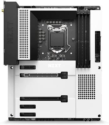 NZXT N7 Z590 White 4600mhz(OC) RGB M.2 Wi-Fi 1200p ATX Anakart