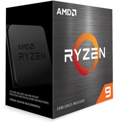 AMD Ryzen 9 5950X 3.40 Ghz 16 Çekirdek 72MB AM4 7nm İşlemci