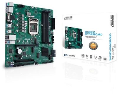 En ucuz Asus PRO Q470M-C/CSM 2933mhz(OC) M.2 1200p mATX Anakart Fiyatı