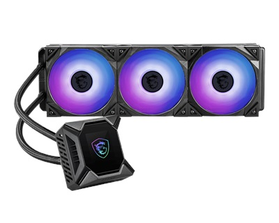 MSI MPG CoreLiquid K360 ARGB 360 mm Intel-AMD Uyumlu Sıvı Soğutucu