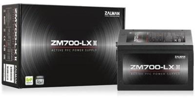 Zalman 700W ZM700-LXII   Güç Kaynağı