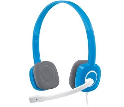 Logitech H150 Mavi Kablolu Kulaklık