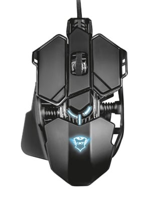 En ucuz Trust GXT138 X-Ray Illuminated RGB Gaming Mouse   Fiyatı