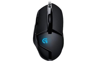 Logitech G402 Hyperion Fury Siyah Optik E-Spor Gaming Mouse