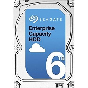 Seagate 6TB  256MB 7200rpm (ST6000NM0095) Sunucu Diski
