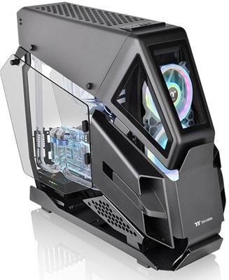 En ucuz Thermaltake AH T600 Tempered Glass RGB USB 3.0 e-ATX Full Tower Kasa  Fiyatı