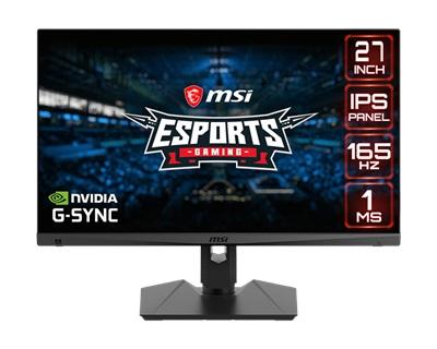 "MSI 27"" Optix MAG274R2 1ms 165hz HDMI,DisplayPort,Type-C G-Sync Gaming Monitör"