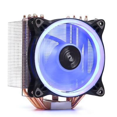 Dark Freezer X124 120 mm Mavi Ring Led Intel-AMD Uyumlu Hava Soğutucu