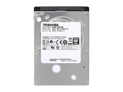 Toshiba 500GB  8MB 5400rpm (MQ01ABF050) Notebook Disk