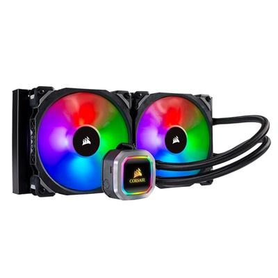 En ucuz Corsair Hydro Series H115i RGB Platinum 280 mm Intel-AMD Uyumlu Sıvı Soğutucu  Fiyatı