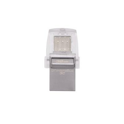 Kingston 32GB DT MicroDuo USB 3.1 DTDUO3C/32GB USB Bellek