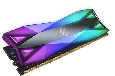 En ucuz XPG 16GB(2x8) Spectrix D60G RGB 3600mhz CL18 DDR4  Ram (AX4U360038G18A-DT60) Fiyatı