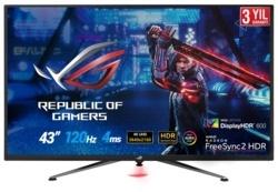 """En ucuz Asus 43"""" XG438Q 4ms 120hz HDMI,DisplayPort FreeSync 4K Gaming Monitör Fiyatı"""