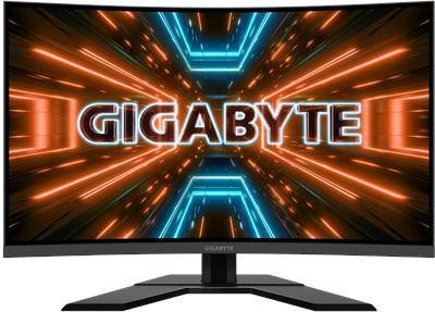 "Gigabyte 32"" G32QC 1ms 165hz HDMI,DisplayPort FreeSync Premium Pro G-Sync Curved 2K Gaming Monitör"
