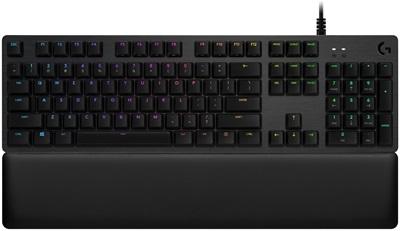 Logitech G513 Carbon RGB GX Blue Switch Mekanik Gaming Klavye