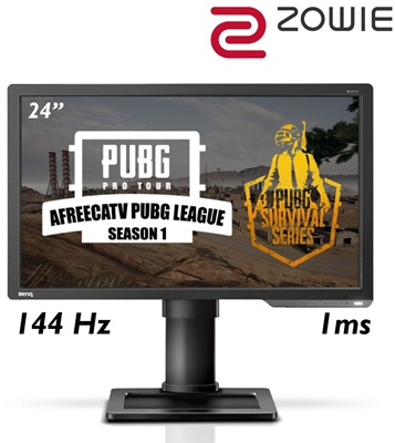 "BenQ Zowie 24"" XL2411P 1ms 144Hz DVI-D,HDMI,DPPort Gaming Monitör"