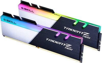 G.Skill 64GB(2x32) Trident Z Neo 3600mhz CL18 DDR4  Ram (F4-3600C18D-64GTZN)