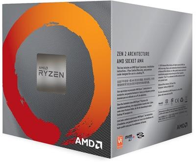 AMD Ryzen 7 3800X 3.9 Ghz 8 Çekirdek 36MB AM4 7nm İşlemci