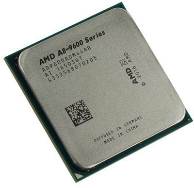 AMD A8 9600 3.10 Ghz 4 Çekirdek 2MB AM4 28nm İşlemci(Tray,Fanlı)