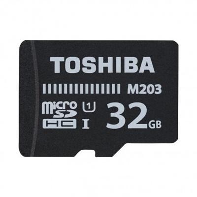 Toshiba 32GB MicroSDXC M203 100MB/s U1 Class 10 Hafıza Kartı (THN-M203K0320EA)