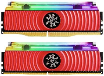 En ucuz XPG 16GB(2x8) Spectrix D80 3200mhz CL16 DDR4  Ram (AX4U320038G16A-DR80) Fiyatı