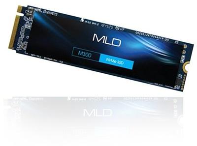 MLD 1TB M300 NVMe Okuma 3300MB-Yazma 3100MB M.2 SSD (MLD22M300P13-1000)
